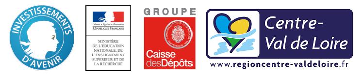 Les financeurs Pépite Centre-Val de Loire