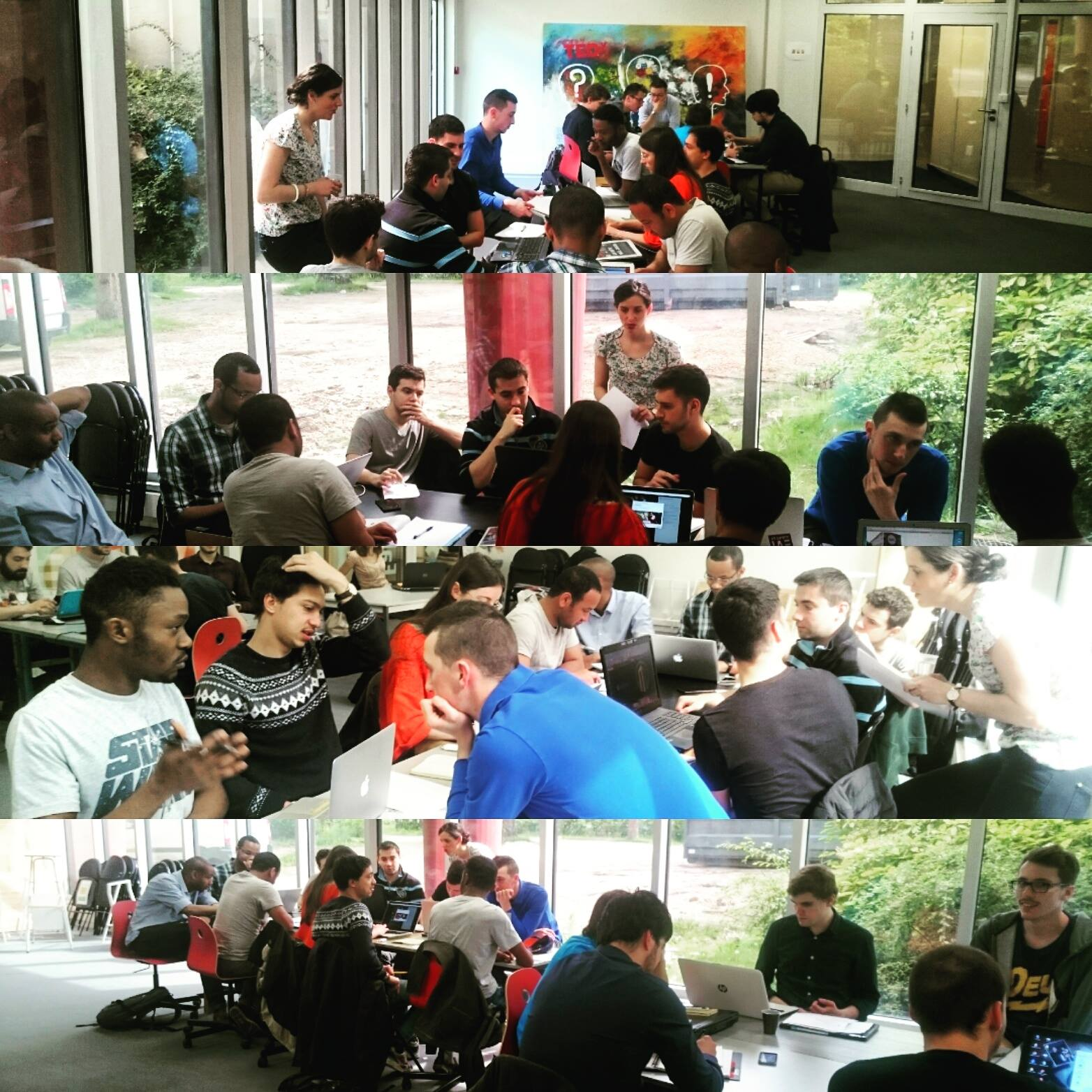 Atelier collectif Starter PEPITE Centre