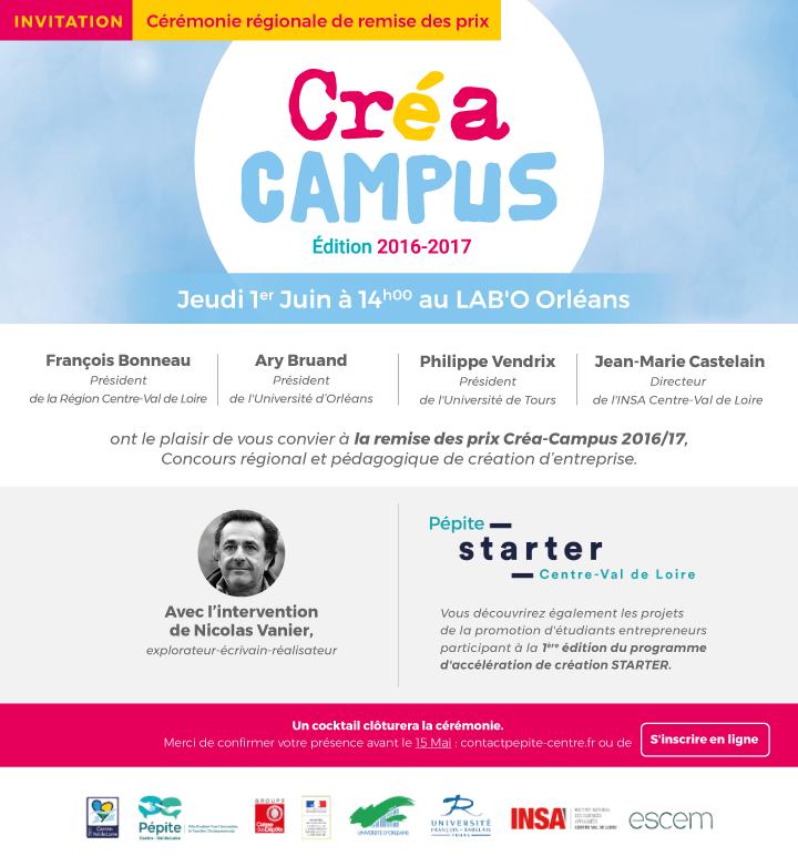 Créa-Campus 2017