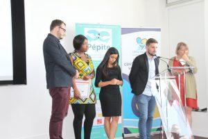 Créa Campus 2017 Prix économie positive ADAPEI 36