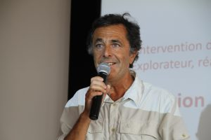 Nicolas Vanier Remise des prix Créa Campus 2017